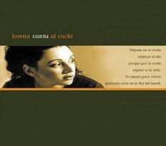 CD Lorena canta al Cuchi
